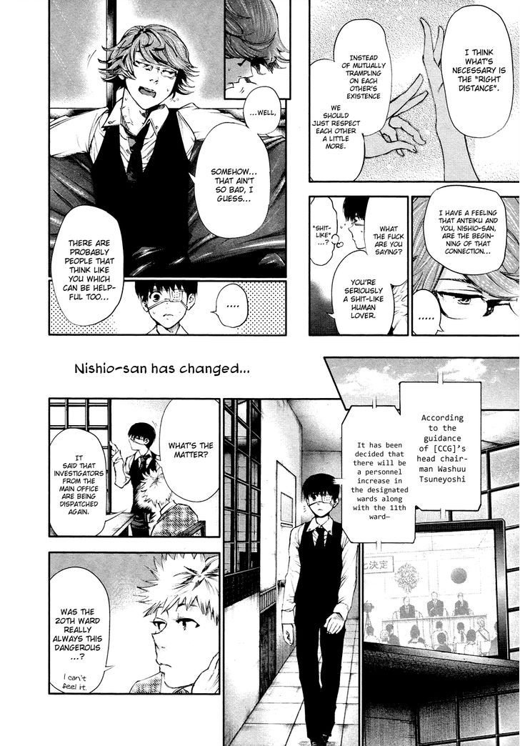 Tokyo Ghoul, Vol.5 Chapter 47 Alias, image #16