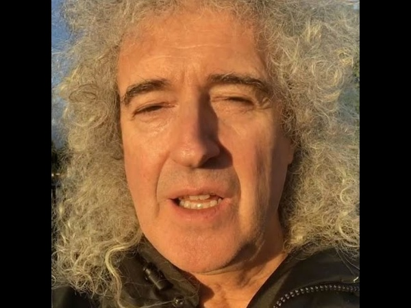 Brian May plea to young Register to vote and let's get to it 14 May 2017
