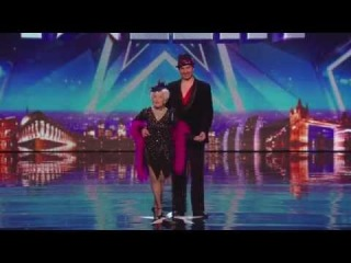 Spectacular Salsa - Paddy & Nico. Britains Got Talent 2014