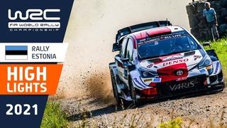 Shakedown HIGHLIGHTS - WRC Rally Estonia 2021