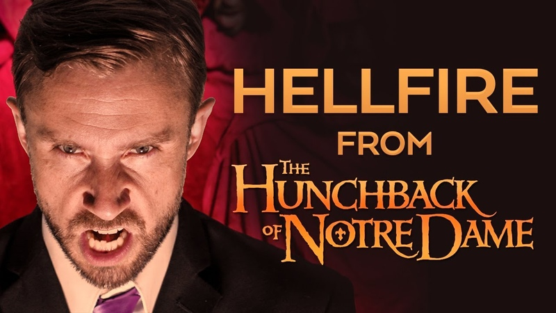 HELLFIRE Acappella Cover by Peter Hollens Disney's Hunchback of Notre Dame