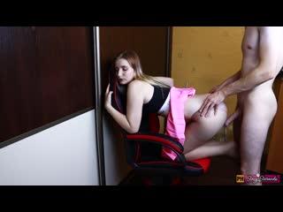 Девушка продала трусики с бонусным сексом с собой и кремпаем Stacy Starando [порно, секс, трахает, русское инцест мамка домашнее