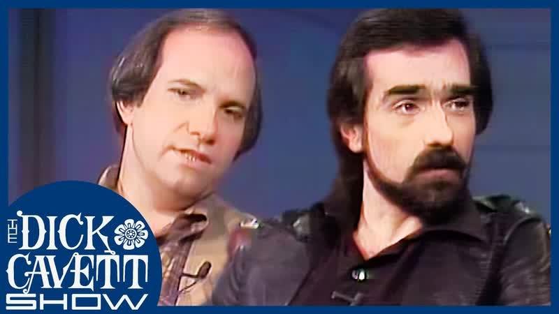 Брайан де Пальма и Мартин Скорсезе на шоу Дика Каветта Carrucan