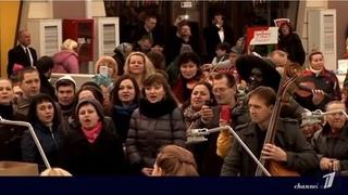 Флешмоб на Одесском рынке! (это что то с чем то)