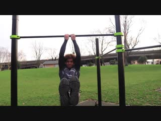 How to get a wide back calisthenics pull workout