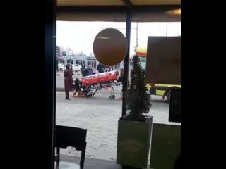 В аэропорту Краснодар
