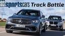 За рулем | BMW X3M Competition vs. Mercedes-AMG GLC 63 S