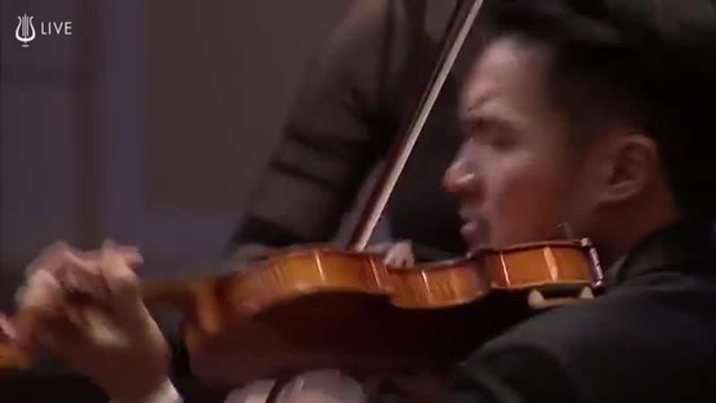 Ray Chen Tartini Devils Trill Sonata arr Kreisler