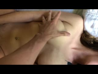 [ BEDGASM ] Stud Fucks Dream Girl With Perfect Tits