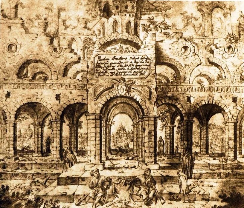 руины киева