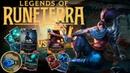 Yasuo vs Shadow Isles 1 HP NEXUS Legends of Runeterra