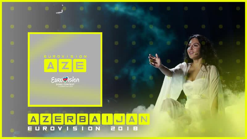 AZERBAIJAN Aisel - X My Heart - LIVE - First Semi-Final - Eurovision Song Contest 2018