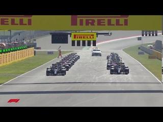 F1 in 2020, in 3 seconds