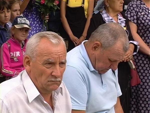 Митинг памяти г. Червонопартизанск. 10 июля 2019