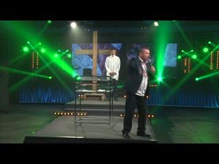 30 ноября 2019г/ежегодная конференция в сибирском христианском центре/ проповедует вадим сарочинский