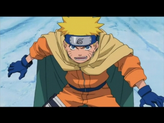 Наруто (фильм первый) / naruto the movie ninja clash in the land of snow