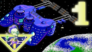 EVERYONE'S DEAD, AS USUAL   Space Quest 0: Replicated pt. 1