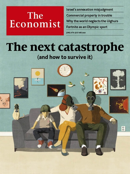 The Economist USA 06.27.2020