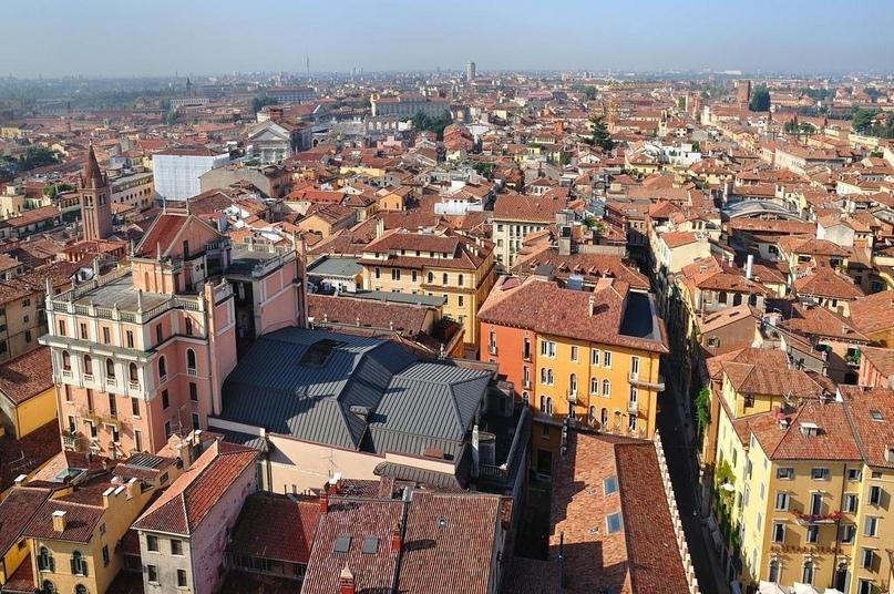Обзор курорта Верона (Италия), изображение №2