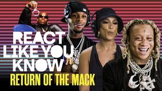 "New Gen Rappers React To Mark Morrison ""Return Of The Mack"" - Trippie Redd, DaniLeigh, Toosii"