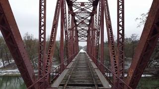 опасный мост