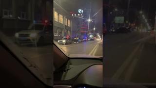 Карабахская война привела к массовым автопробегам в центре Саратова