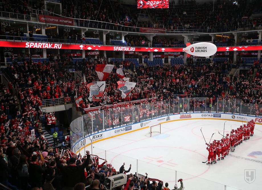 «Спартак» обыграл «Динамо» в овертайме и сократил отставание в серии (Видео)