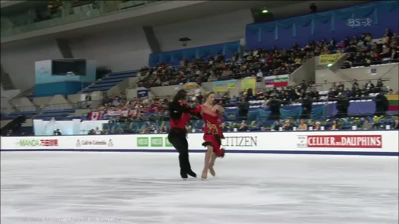 HD Irina Lobacheva and Ilia Averbukh 2002 Worlds OD Tanguera