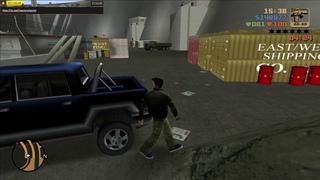 Яркий момент: Grand Theft Auto 3. Челлендж. 1 смерть = рестарт иг