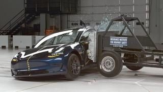 Почему Tesla Model 3 показала лучший результат на краш-тестах