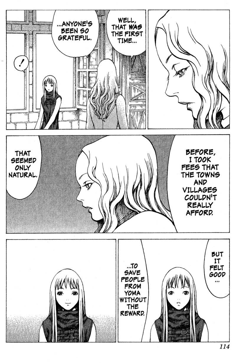Claymore, Chapter 19, image #11
