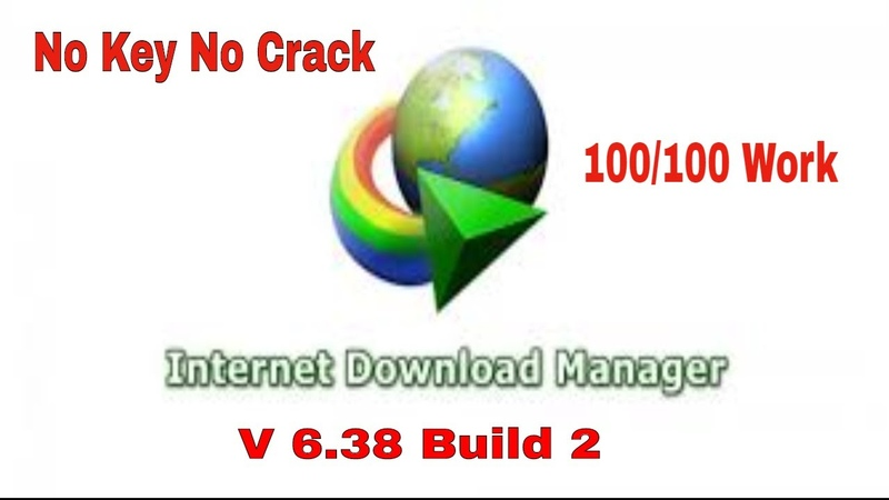 IDM 6.38 Build 2 free Download No Key No Crack 100 full version✔️