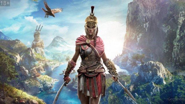 Assassins Creed Odyssey [RUS] (18) - часть 3 А что вообще происходит