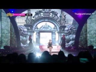HD | 140301 Sunmi (ft. Lena) - Full Moon  Music Core