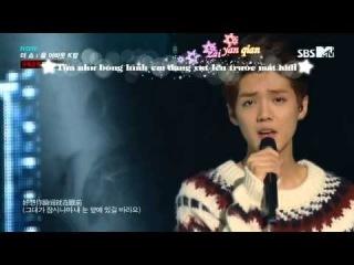 [vietsub + kara] 131224 EXO - Miracle Of December (Chinese Ver)