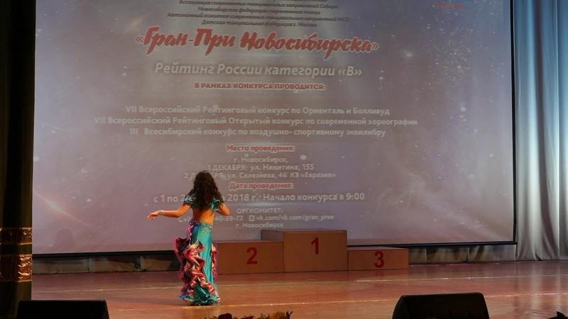 Гран при Новосибирска 102 Tabla Курдюкова Ульяна 1 12 2018