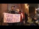 Первые шаги Arctic30 на свободе
