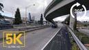 Seattle Traffic in 5K 360° VR Video - Seattle Highways Stadiums