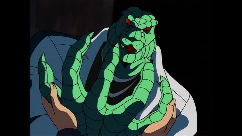 Человек паук Spider Man The Animated Series S01E01 Night of the Lizard 1994 Субтитры