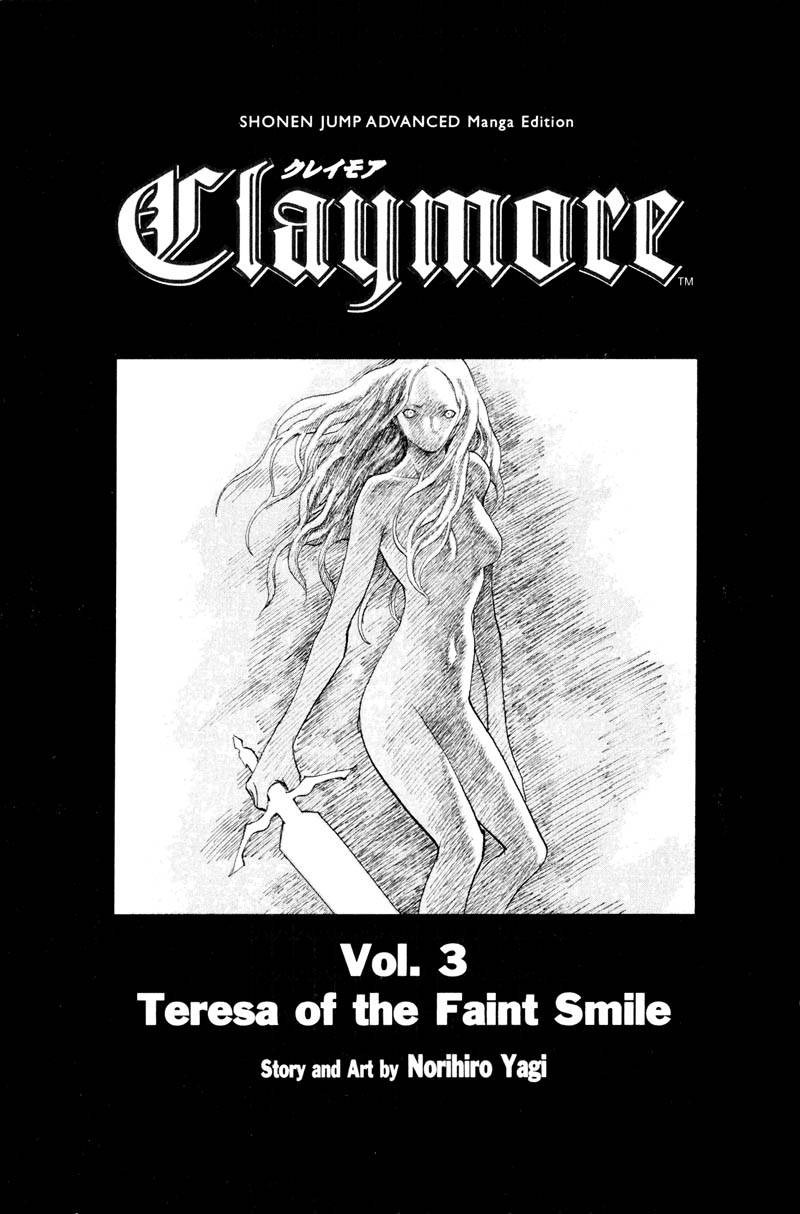 Claymore, Chapter 10, image #4