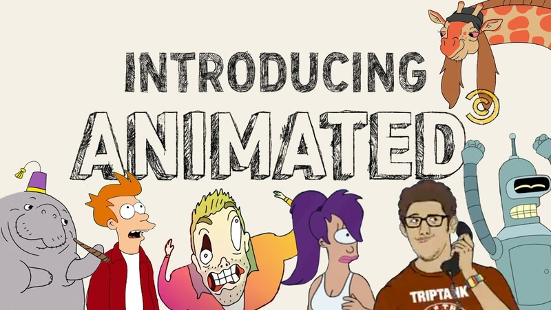 Introducing Animated a New YouTube Channel from Comedy Central