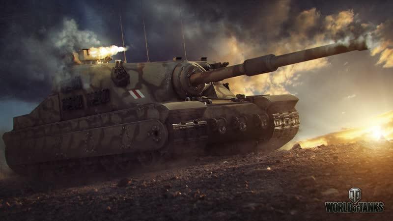 Tortoise RUSH RUSH World of Tanks 720p