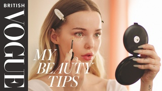 Dove Cameron's Romantic Day-To-Night Look | My Beauty Tips | British Vogue