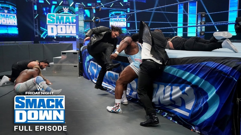 WWE SmackDown Full Episode 27 March 2020