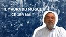 💐«Il y aura du muguet ce 1er mai» assure Luc Deschamps, fleuriste