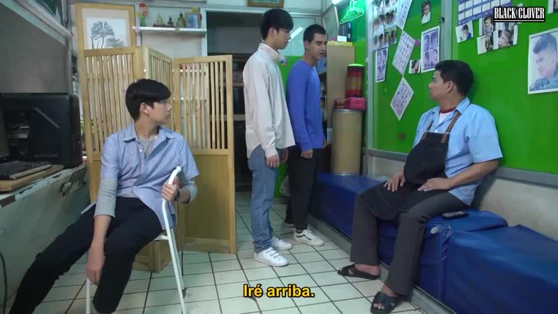 My Tee Because You Are My Boyfriend EP08