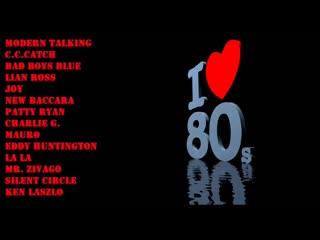 EuroDisco Hits 80s - Vol.1 (Modern Talking, Bad Boys Blue,, Lian Ross, Silent Circle..)