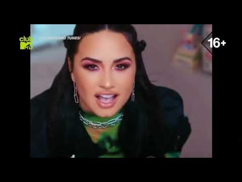 Marshmello Demi Lovato OK Not To Be OK Club MTV