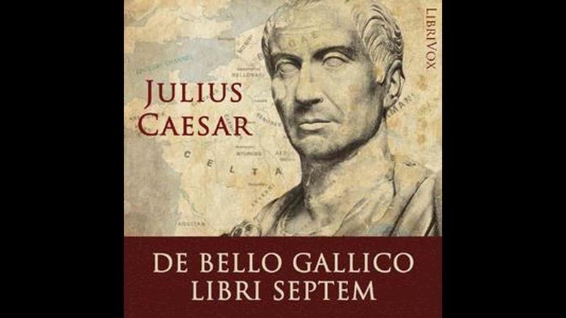 Bello Gallico 01~14 by Gaius Julius Caesar audiobook