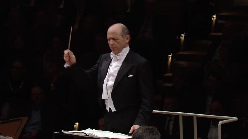 Малер Г Симфония №3 Иван Фишер Берлинский филармонический оркестр 2016 г